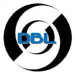 DBL Logo running in circles